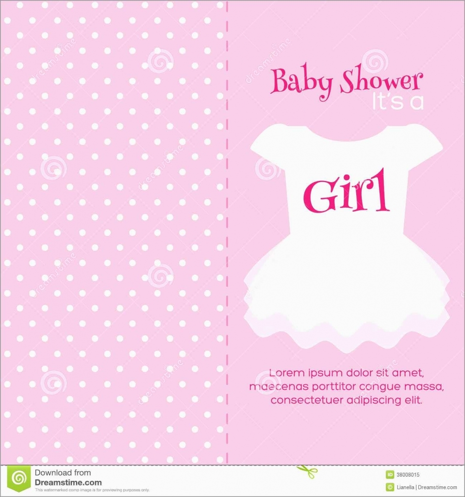 Free Baby Shower Templates For Microsoft Word